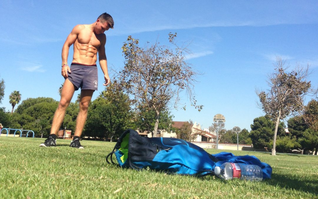 How I stay fit while travelling