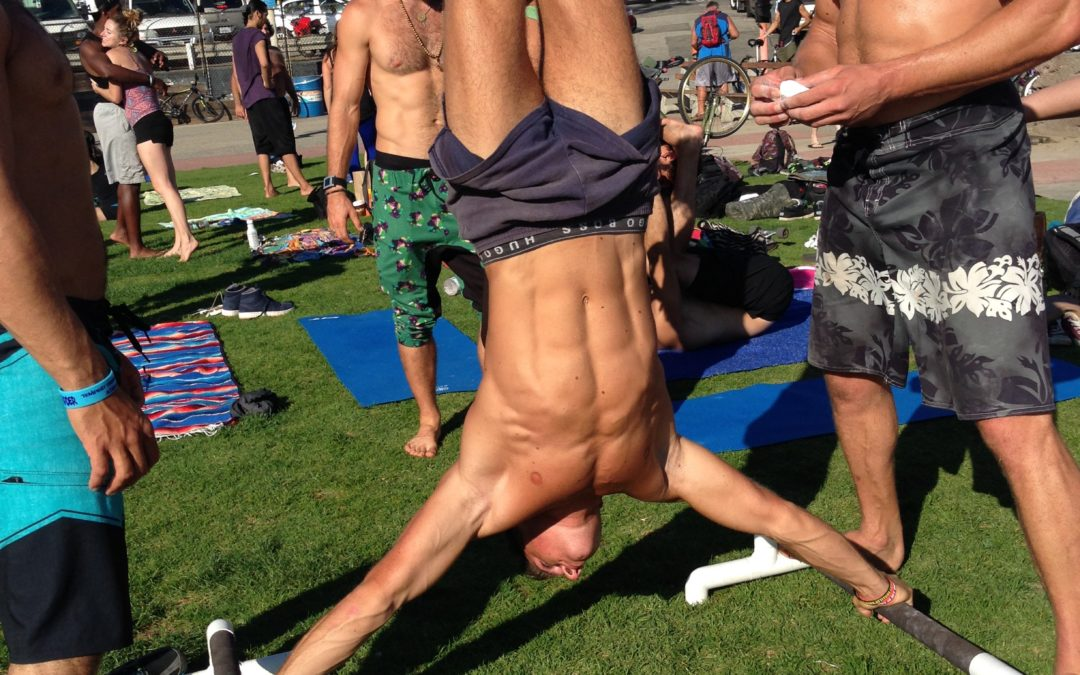 Mastering the Japanese Handstand
