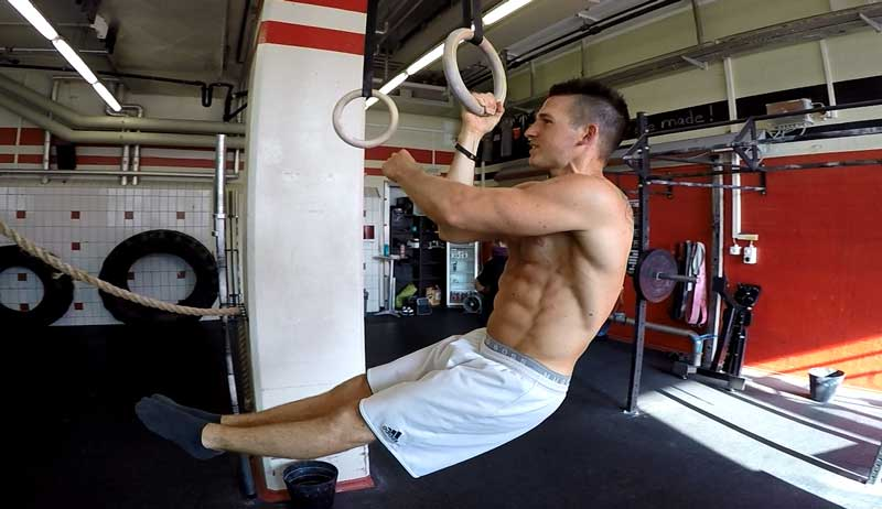 Bodyweight Exercises versus Weight Training: One Arm Pull Up