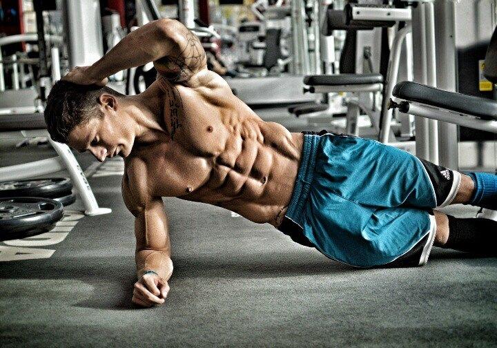 Interview With Gymnast and Bodybuilder Adam Schneider
