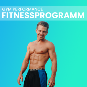 Gym Performance Fitnessprogramm