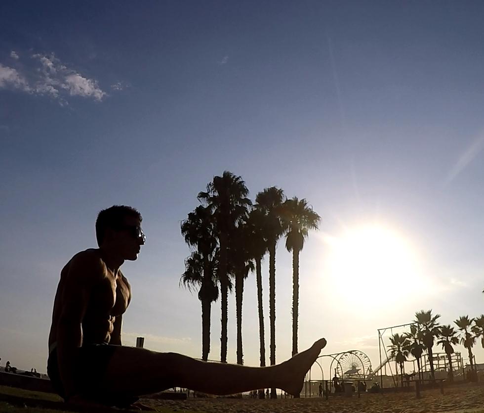 Calisthenics Santa Monica 2015