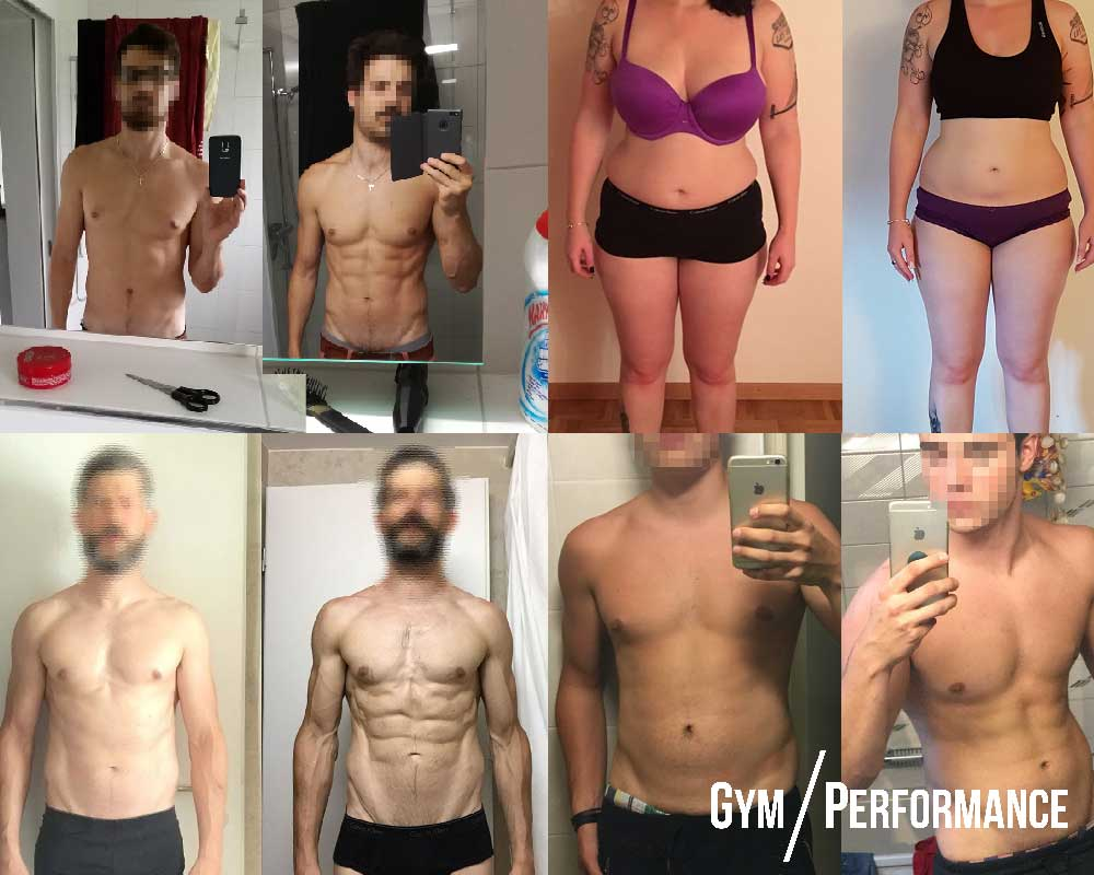 Fitness Plan - Gym Performance Transformationen