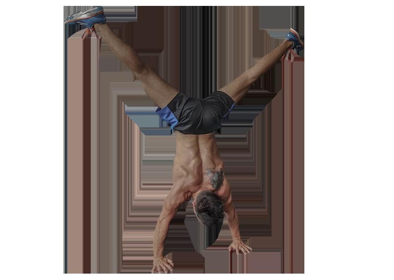Gym Performance Fitness Program - Handstand