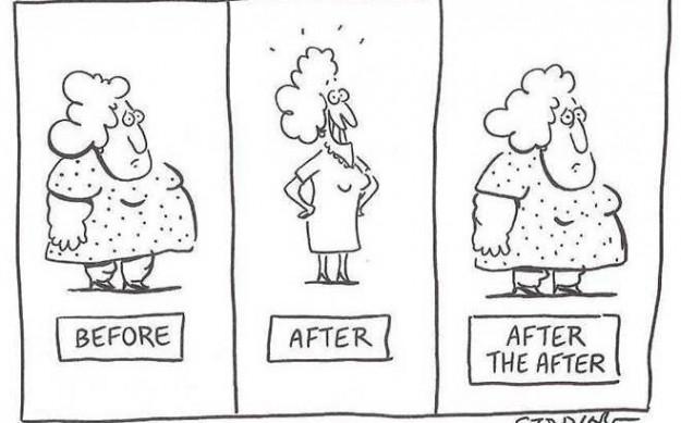 Abnehmen - Jojo Effekt