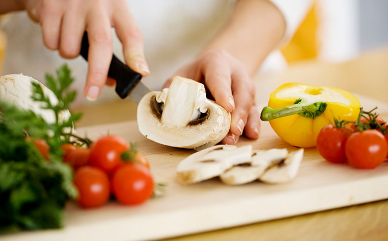 Abnehmen - Bereite deine Mahlzeiten selber zu