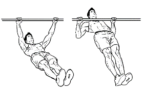 High Intensity Interval Training - Bodyweight Rows