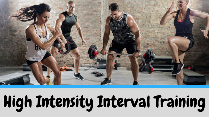 Die Vorteile von High Intensity Interval Training (inkl. HIIT Workout)