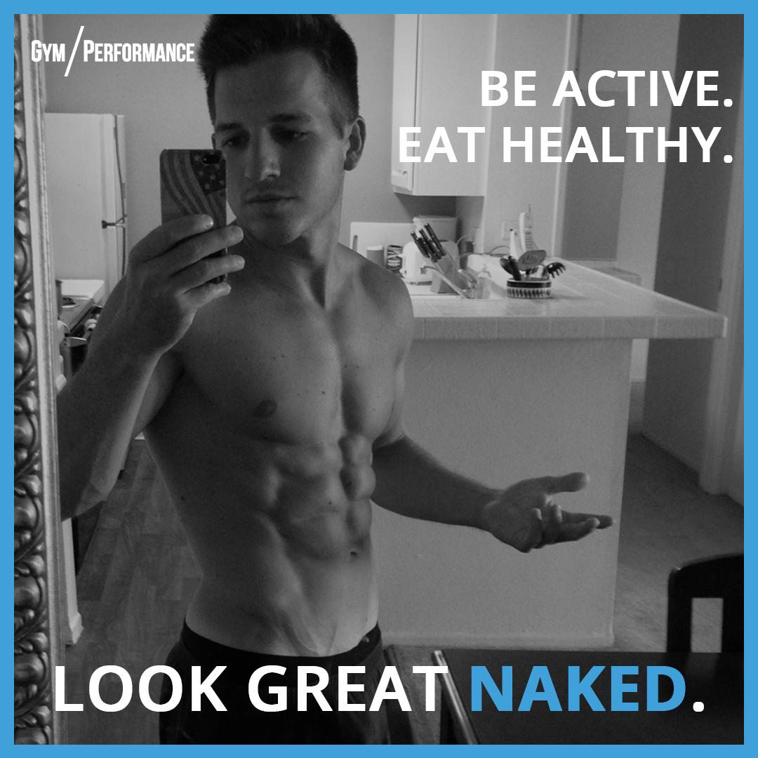Beste Diät für schnelle Resultate - Look Good Naked
