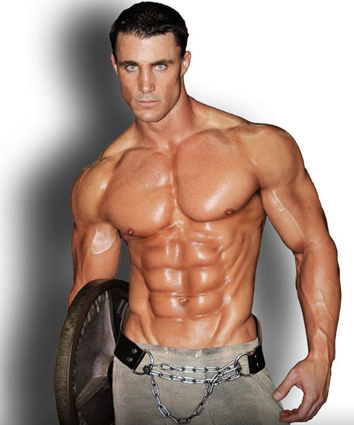 Fitness-Model Greg Plitt