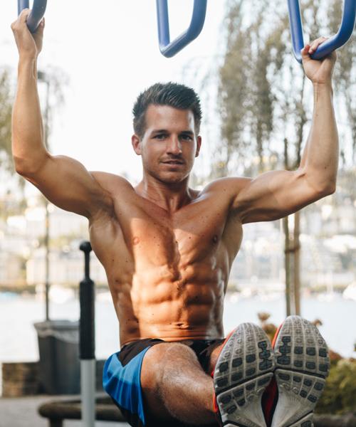 Fitnessenthusiast und Blogger Martin Blättler