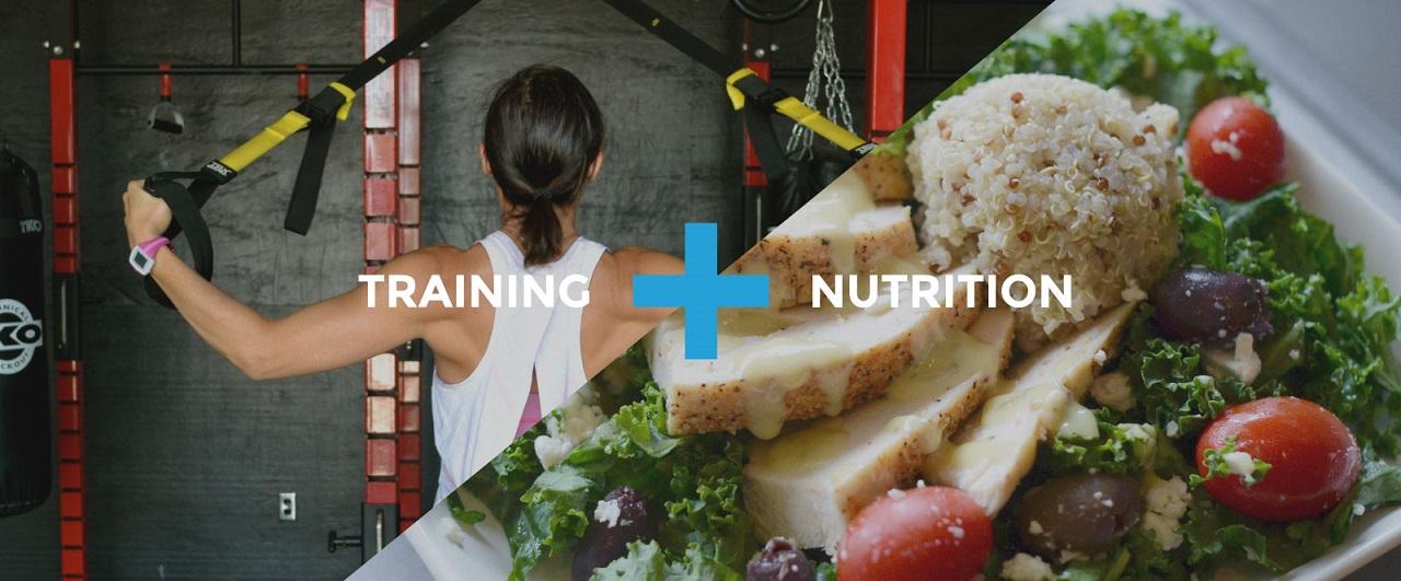 Ein erfolgreicher Fitness Plan kombiniert Training und Ernährung