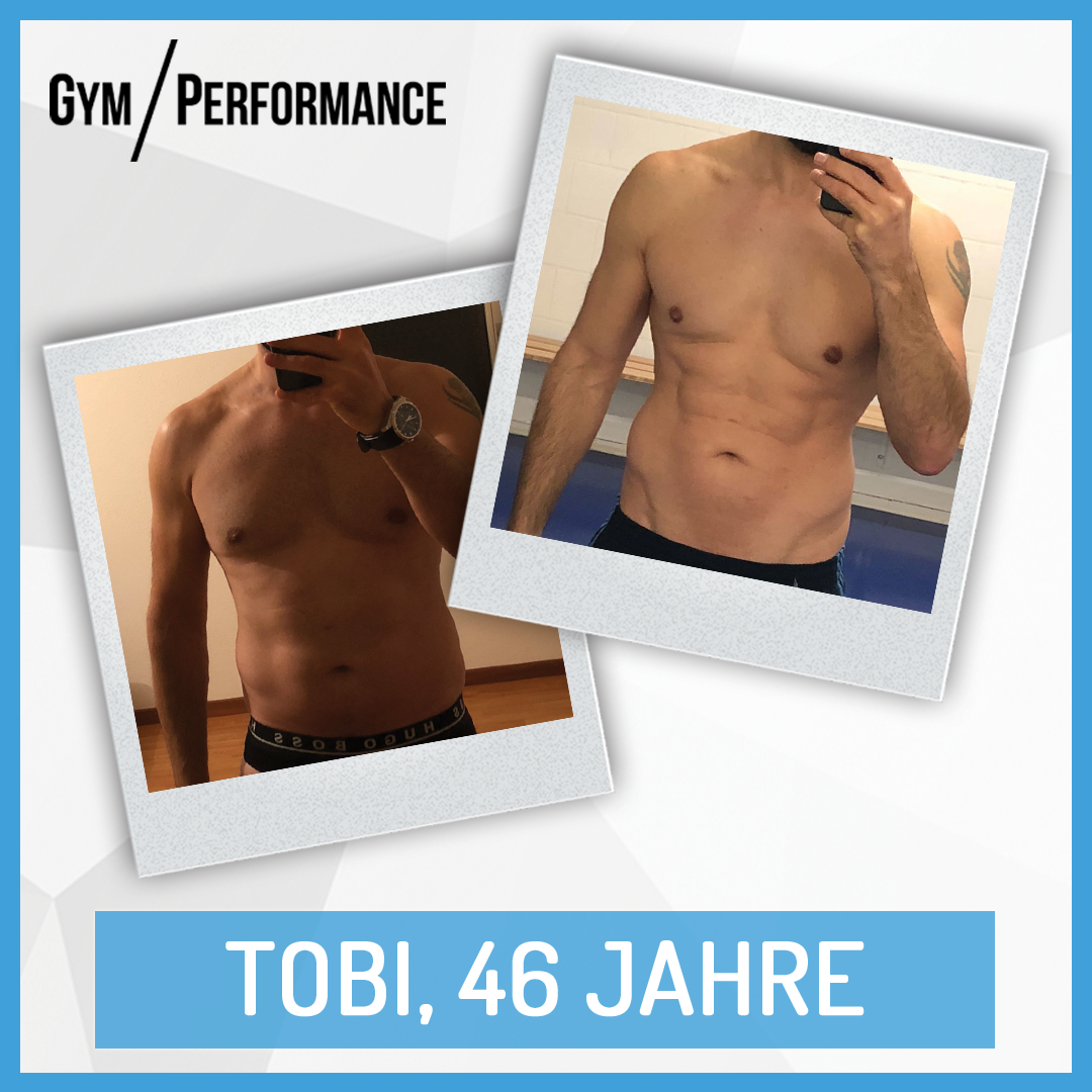 Gym Performance Fitness Program - Client Transformation