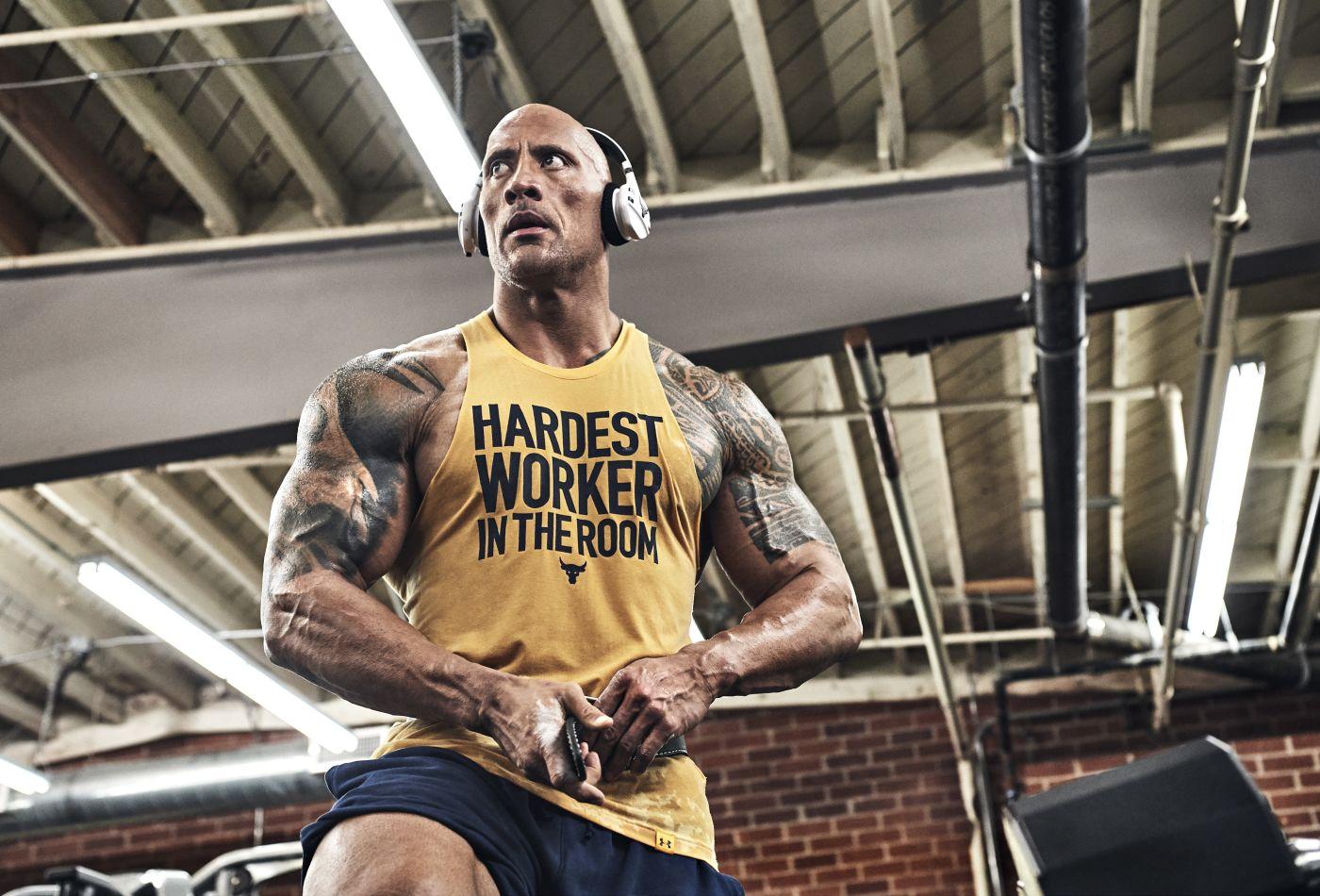 Dwayne Johnson's Trainingsplan ist nichts für Anfänger!