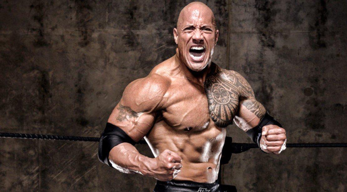 The Rock: Dwayne Johnson ist ein Beast!