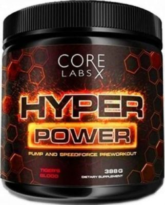 Pre Workout Booster: Core Labs Hyper Power