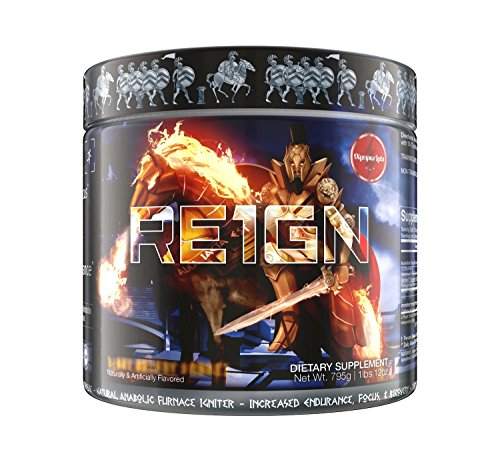 Pre Workout Booster: Olympus Labs Re1gn
