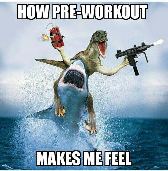 Mehr Energie und erhöhte Motivation dank Pre Workout Booster