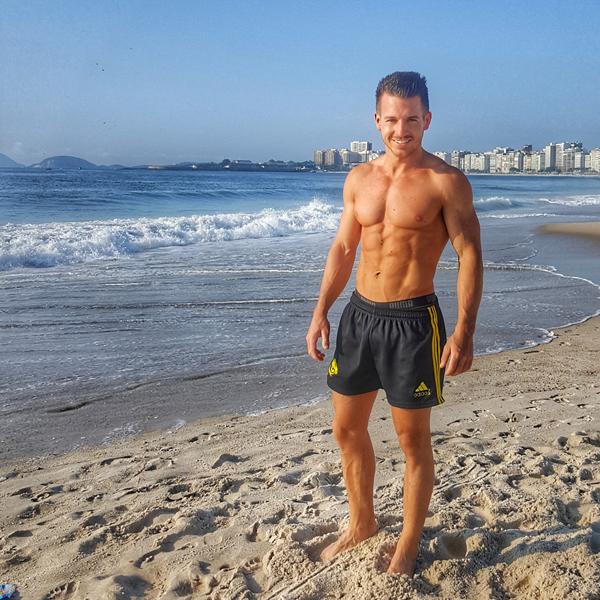 Das Rezept für einen Beach Body: Körperfett reduzieren!