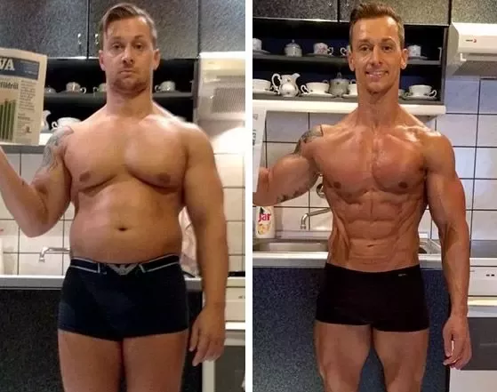 Intermittent Fasting Transformation