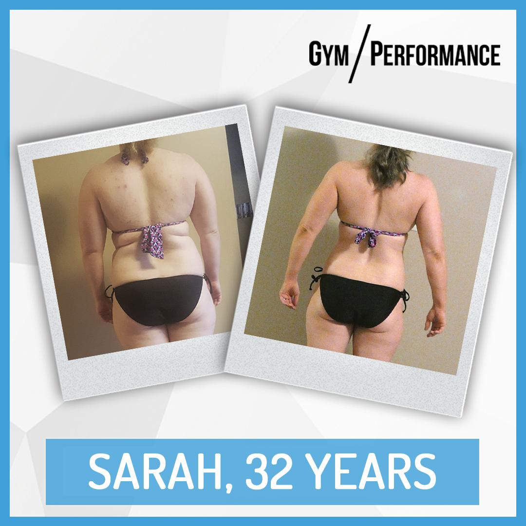 Gym Performance Fitness Program - Transformation